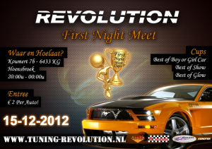 Revolution First Nightmeet