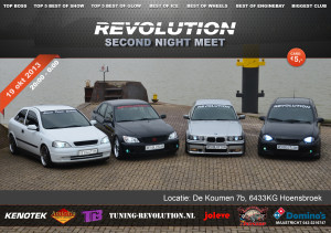 Revolution Second Nightmeet